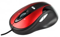 Modecom MC-910 Innovation G-Laser Mouse Black-Red USB