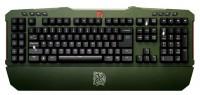 Tt eSPORTS by Thermaltake Mechanical Gaming keyboard MEKA G-Unit Battle Edition KB-MGU006RUF Green U