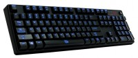 Tt eSPORTS by Thermaltake Mechanical Gaming keyboard POSEIDON Illuminated Black USB