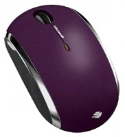Microsoft Wireless Mobile Mouse 6000 Purple USB