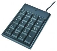 Gembird KPD-2X Black USB