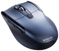 EVOLVEO WM610G Black-Silver USB