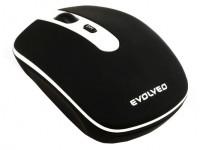 EVOLVEO WM-408B Black USB