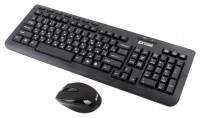Excomp E-WKM1886 Black USB