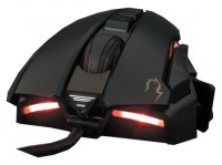 GAMDIAS ZEUS Laser Gaming Mouse GMS1100 Black USB