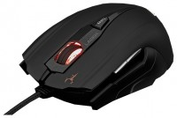 GAMDIAS HADES Extension Laser Gaming Mouse GMS7011 Black USB