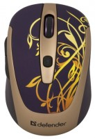 Defender MS-575 To-GO Dynasty Brown USB