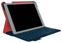 Logitech Ultrathin Keyboard Folio for iPad Air Blue Bluetooth