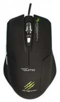 Qumo Mega Gaming Combo GS-01 Black USB