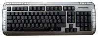 D-computer KB-M851 Silver USB+PS/2