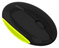 Visenta ICobble Wireless Mouse Black-Green USB