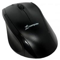 D-computer MO-033 Black USB