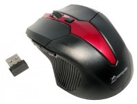 D-computer MR-083 Black-Red USB