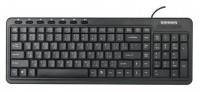 SONNEN KB-M500 Black USB