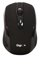 DigiOn PTM306AG Black USB