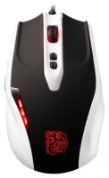Tt eSPORTS by Thermaltake Gaming Mouse MO-BLK002DTA Black USB