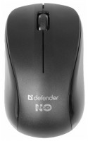 Defender Ligero MM-685 Nano Silent Black USB