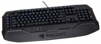ROCCAT Ryos MK Glow (CHERRY MX Brown) Black USB