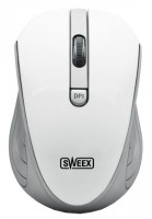 Sweex MI483 Wireless Mouse White USB