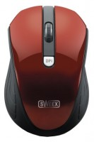 Sweex MI482 Wireless Mouse Red USB