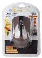 Jet.A OM-U33G Comfort Brown USB