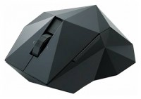 Elecom Polygon Orime Black USB