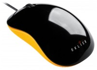 Oklick 165M Optical mouse Black-Orange USB
