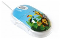 SmartBuy SBM-320-AZ African Zoo Blue USB