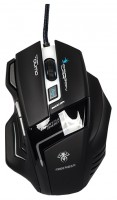 Qumo Trochosa Mouse Black USB