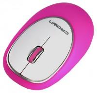 CROWN CMM-931W Pink USB