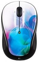Logitech Wireless Mouse M325 Bubbly Blue-Black USB
