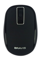BRAVIS BMW-728B Black USB