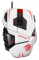 Mad Catz M.M.O. TE Gaming Mouse White USB