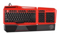 Mad Catz S.T.R.I.K.E. TE Red USB