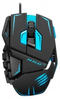 Mad Catz M.M.O. TE Gaming Mouse Blue USB
