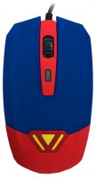 CBR CM 833 Superman Blue-Red USB