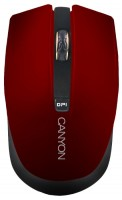 Canyon CNS-CMSW5R Red USB