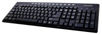 Canyon CNR-KEYB02 Black USB