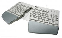 Kinesis Maxim for PC White USB+PS/2