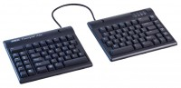 Kinesis Freestyle2 Blue for PC Black Bluetooth