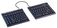 Kinesis Freestyle2 Blue for Mac Black Bluetooth