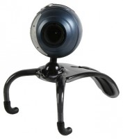SPEEDLINK Snappy Mic Webcam, 350k Pixel