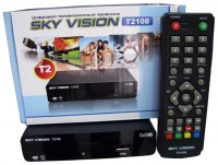 Sky Vision T-2108 HD DVB T2