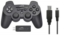 SPEEDLINK STRIKE FX Wireless Gamepad for PC & PS3 (SL-6565)