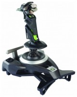 Saitek Cyborg F.L.Y. 9 Wireless Flight Stick for Xbox 360