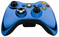 Microsoft Xbox 360 Wireless Controller Chrome Series