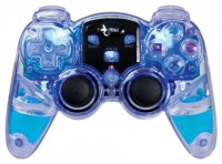 dreamGEAR Lava Glow Wireless Controller for PS2