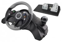 Mad Catz MC2 Racing Wheel for Xbox 360