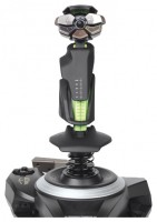Mad Catz F.L.Y. 9 Wireless Flight Stick for Xbox 360