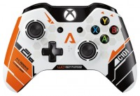 Microsoft Xbox One Wireless Controller Titanfall Limited Edition Wireless Controller